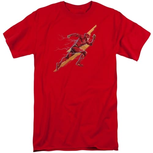 Justice League Movie tall shirts
