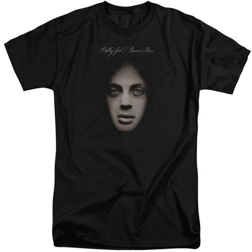 Billy Joel tall shirt
