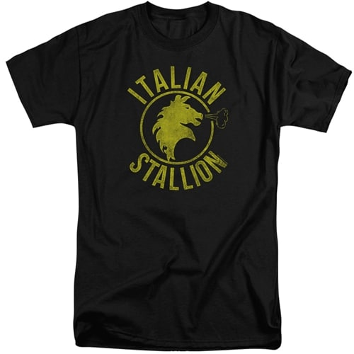 Rocky Movies tall shirts
