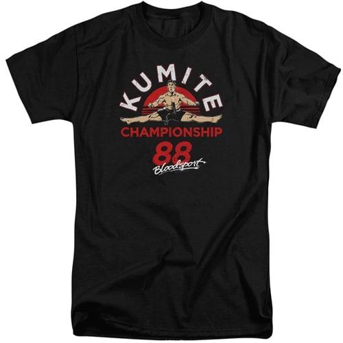 Bloodsport Tall Shirt