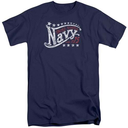US Navy Tall Graphic Tee