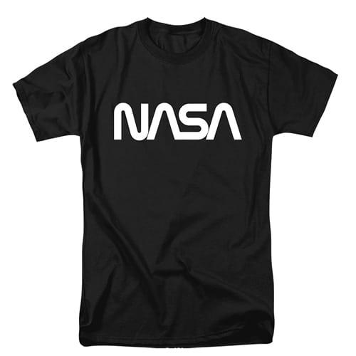 NASA Worm Logo Shirt