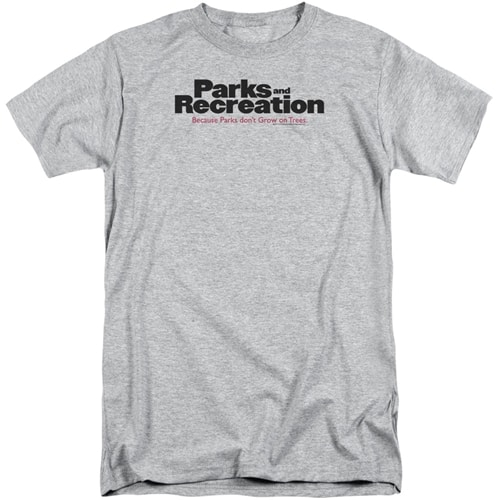 Parks and Recreation Tall Shirt