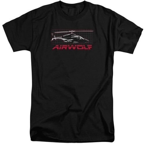 Airwolf Tall Shirt