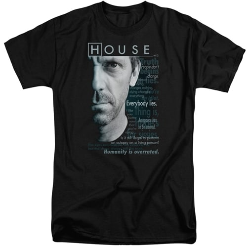 House Tall Graphic Tee