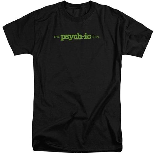 Psych Show Tall Shirt