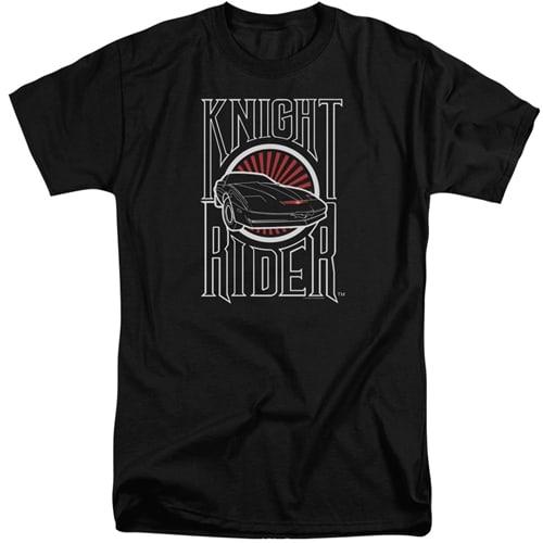 Knight Rider Tall Shirt