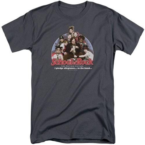 School of Rock Tall Shirt