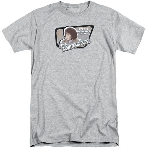Ferris Bueller Tall Shirt