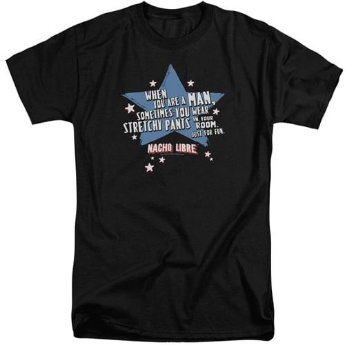 Nacho Libre Tall Shirt