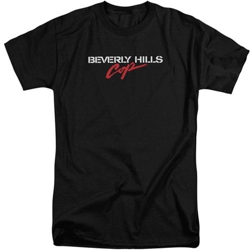 Beverly Hills Cop Tall Shirt