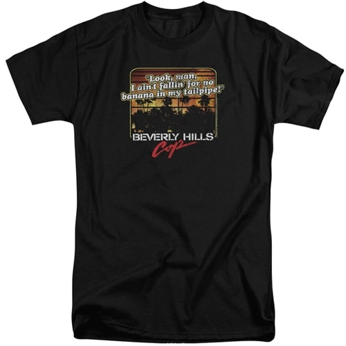 Beverly Hills Cop Tall Shirt