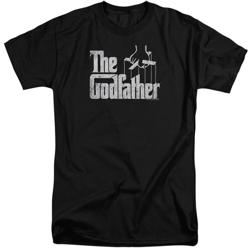 The Godfather tall shirts