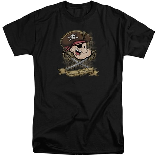 Popeye tall shirts