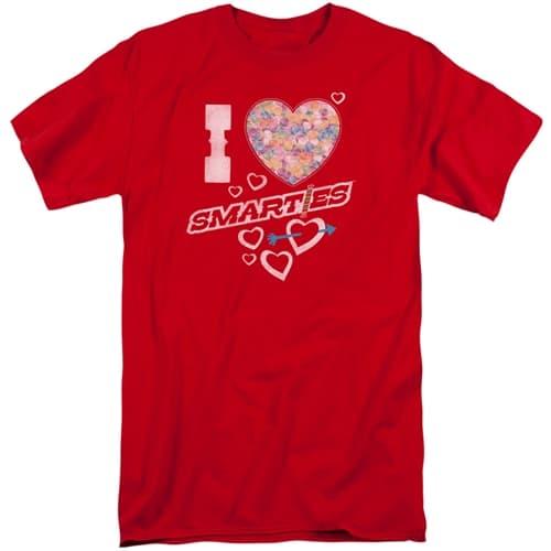 Smarties Candy Tall Shirt