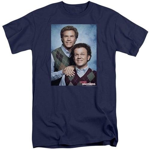 Step Brothers Movie Tall Shirt