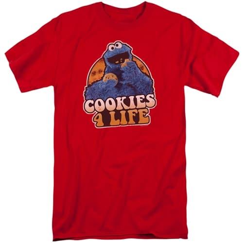 Sesame Street Tall Shirt