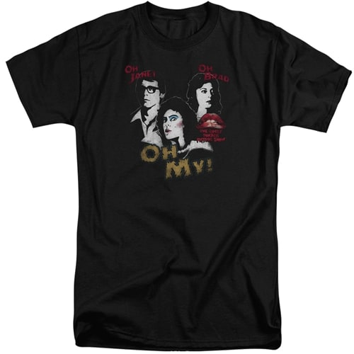 The Rocky Horror Picture Show Tall Shirt