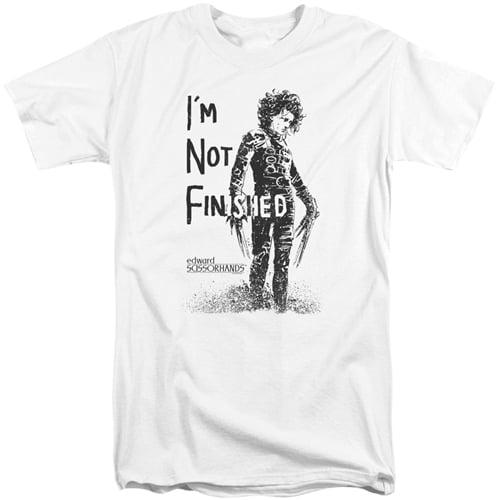Edward Scissorhands Tall Shirt