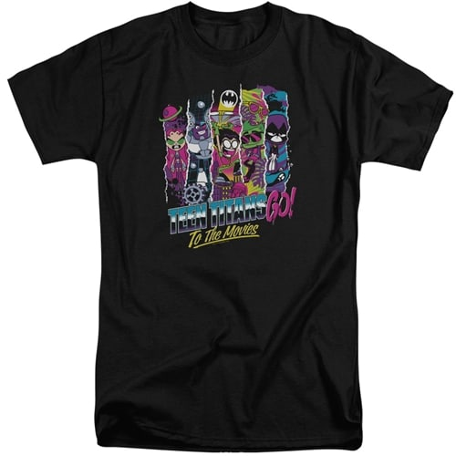 Teen Titans Go Tall Shirt