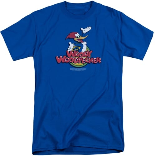Woody Woodpecker Tall Shirt