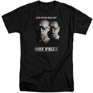 Hot Fuzz Tall Shirt