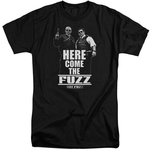 Hot Fuzz Tall Shirt