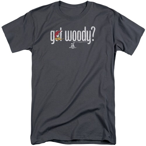 Woody Woodpecker Tall Shirt