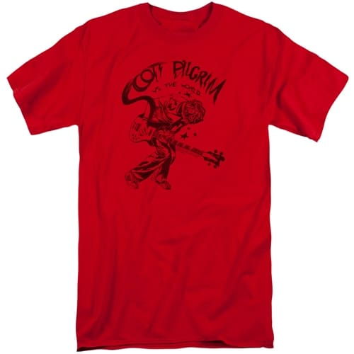 Scott Pilgrim Tall Shirt