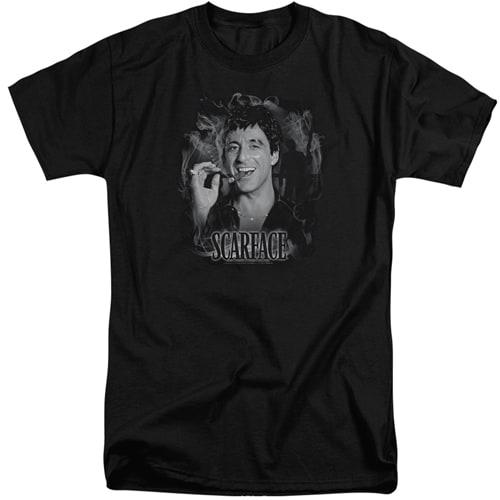 Scarface tall shirt
