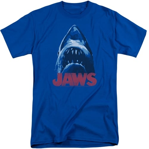 Jaws tall shirts