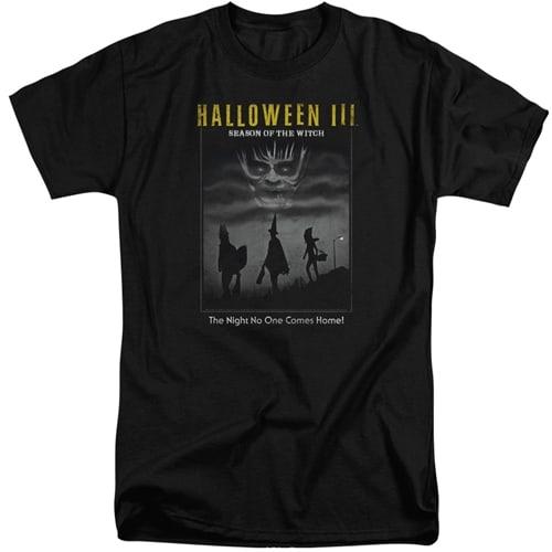Halloween tall shirts