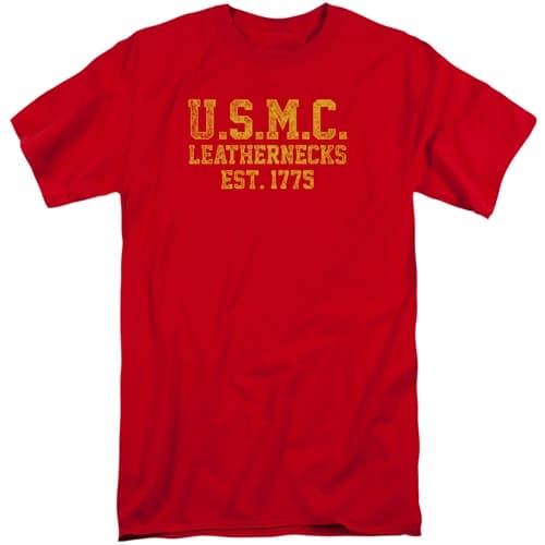 USMC Tall Graphic Tee