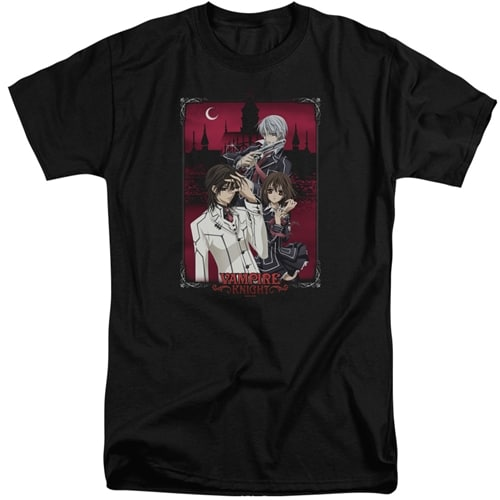 Vampire Knight Tall Shirt
