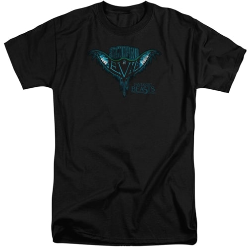 Fantastic Beasts tall shirts