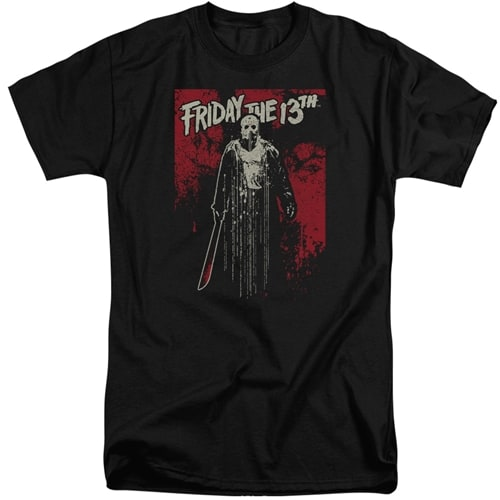 Friday The 13th tall shirt