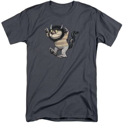 Where The Wild Things Are Tall Shirt