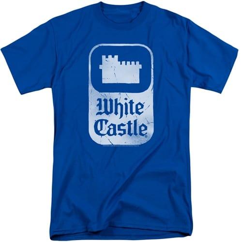 White Castle Tall Shirt