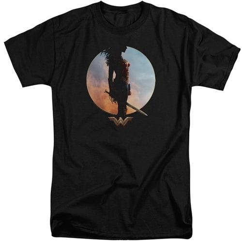 Wonder Woman Movie Tall Shirt