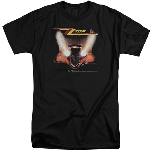 ZZ Top tall shirts