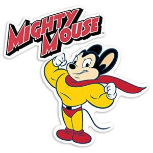 Mighty Mouse Shirt