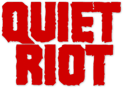 quiet riot licensed apparel