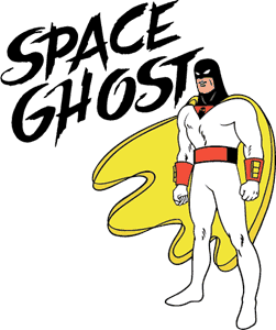 Space Ghost Shirt