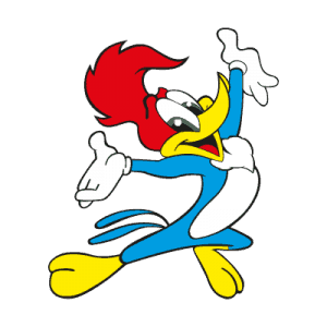 Woody Woodpecker Shirt